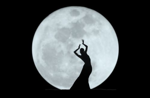 Chasing the moon…